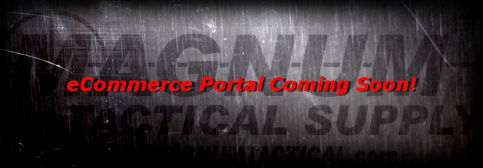 eCommerce Portal Coming Soon!